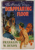 Books:Children's Books, Franklin W. Dixon. The Hardy Boys: The Disappearing Floor.New York: Grosset & Dunlap, [1940]. Later impression. Oct...