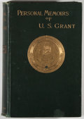 Books:Biography & Memoir, Ulysses S. Grant. Personal Memoirs of U. S. Grant. New York:Charles L. Webster & Company, 1885. First edition. Two ...(Total: 2 Items)