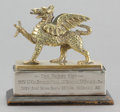 Other:European, A BRITISH GOLFING TROPHY . Circa 1927. Marks: A.E.L. . 4-1/2inches high (11.4 cm). ...