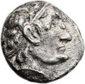 Ancients:Judaea, Ancients: Yehud (Ca. 261-260 BC or earlier). AR hemidrachm or triobol (13mm, 1.66 gm, 12h). ...