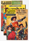 Golden Age (1938-1955):Classics Illustrated, Classics Illustrated Group (Gilberton, 1950s).... (Total: 33 ComicBooks)