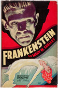 Books:Fiction, [Photoplay edition]. Mary W. Shelley. Frankenstein or, theModern Prometheus. New York: Grosset & Dunlap, [n.d.,...