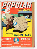 Golden Age (1938-1955):Miscellaneous, Popular Comics Bound Volumes (Dell, 1943-48).... (Total: 10 Items)