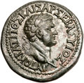 Ancients:Judaea, Ancients: Bithynia, Asia Minor. Titus (79 - 81 AD). AE (29mm, 13.96 gm, 6h). ...