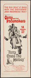 """Movie Posters:Rock and Roll, Ferry Cross the Mersey (United Artists, 1965). Insert (14"""" X 36"""").Rock and Roll.. ..."""