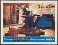 """Movie Posters:Hitchcock, Dial M for Murder (Warner Brothers, 1954). Lobby Card (11"""" X 14"""").Hitchcock.. ..."""