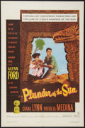 "Movie Posters:Adventure, Plunder of the Sun (Warner Brothers, 1953). One Sheet (27"" X 41"").Adventure.. ..."