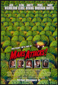 "Movie Posters:Science Fiction, Mars Attacks! (Warner Brothers, 1996). One Sheet (27"" X 40"")Advance. Science Fiction.. ..."