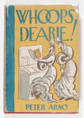 Books:Signed Editions, Peter Arno Whoops Dearie! Signed First Edition (Simon &Shuster, 1927). Condition: Very Fine....