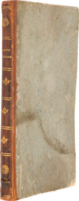 [Peter Cottom]. The Whole Art of Book-Binding, Containing Valuable Receipts for Sprinkling, Marbling, Colouring