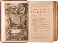 Books:Science & Technology, William Salmon. Botanologia. The English Herbal: or, History ofPlants... London: Printed by I. Dawkes, for H. Rhode...