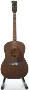 Musical Instruments:Acoustic Guitars, 1965 Gibson LG-0 Mahogany Acoustic Guitar, Serial #265209....