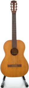 Musical Instruments:Acoustic Guitars, Late 1960's Gibson CO-Classic Natural Acoustic Guitar, Serial#833364....