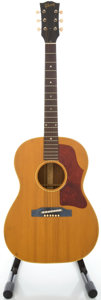 Musical Instruments:Acoustic Guitars, 1964 Gibson B-25 Natural Acoustic Guitar, Serial #208712....