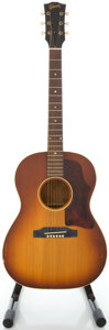 Musical Instruments:Acoustic Guitars, 1965 Gibson LG-1 Sunburst Acoustic Guitar, Serial #319616....