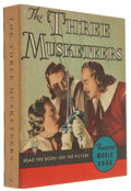 Big Little Book:Adventure, Big Little Book #1131 The Three Musketeers (Whitman, 1935)Condition: VF/NM....