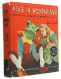 Big Little Book:Adventure, Big Little Book #759 Alice in Wonderland (Whitman, 1933) Condition: VF-....