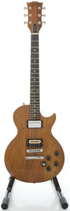 Musical Instruments:Electric Guitars, 1981 Gibson The Paul Walnut Solid Body Electric Guitar, Serial#81181568....