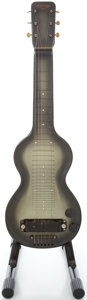 Musical Instruments:Lap Steel Guitars, 1940's Rickenbacher Electro Lap Steel Guitar....