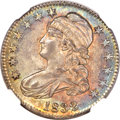 Bust Half Dollars, 1832 50C Small Letters MS66 NGC. O-103, R.1....
