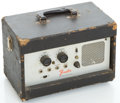 Musical Instruments:Amplifiers, PA, & Effects, Circa Late 1960's Fender Echo Chamber, Serial #3912....