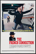 "Movie Posters:Action, The French Connection (20th Century Fox, 1971). International OneSheet (27"" X 41""). Action.. ..."