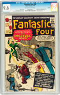 Silver Age (1956-1969):Superhero, Fantastic Four #20 Curator pedigree (Marvel, 1963) CGC NM+ 9.6Off-white to white pages....