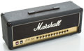 Musical Instruments:Amplifiers, PA, & Effects, Circa 1990's Marshall JCM900 Black Guitar Amplifier, Serial #Y41350....