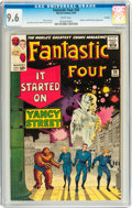 Silver Age (1956-1969):Superhero, Fantastic Four #29 Curator pedigree (Marvel, 1964) CGC NM+ 9.6White pages....
