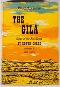 Books:Americana & American History, Edwin Corle. The Gila: River of the Southwest. New York:Rinehart & Company, [1951]. First edition. Octavo. 402 page...
