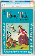 Golden Age (1938-1955):Funny Animal, Four Color #87 Fairy Tale Parade - File Copy (Dell, 1945) CGC NM+9.6 Cream to off-white pages....