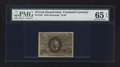 Fractional Currency:Second Issue, Fr. 1245 10¢ Second Issue PMG Gem Uncirculated 65 EPQ.. ...