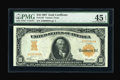 Large Size:Gold Certificates, Fr. 1167 $10 1907 Gold Certificate PMG Choice Extremely Fine 45EPQ....