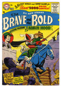 Silver Age (1956-1969):Adventure, The Brave and the Bold #8 (DC, 1956) Condition: VG-....