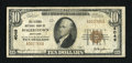 National Bank Notes:Maryland, Hagerstown, MD - $10 1929 Ty. 1 The Second NB Ch. # 4049. PresidentJ.O. Snyder succeeded J.J. Funk. Fine....