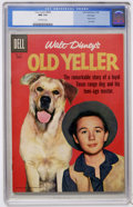 Silver Age (1956-1969):Adventure, Four Color #869 Old Yeller - File Copy (Dell, 1957) CGC NM 9.4 Off-white pages....