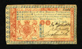 Colonial Notes:New Jersey, New Jersey March 25, 1776 L6 Extremely Fine-About New....