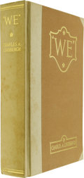 Books:Signed Editions, Charles A. Lindbergh: Signed and Numbered Author's Autograph Edition of We. (New York & London: G. P. Putnam's Sons, 192... (Total: 1 Item)
