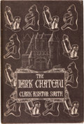 Books:Horror & Supernatural, Clark Ashton Smith. The Dark Chateau and Other Poems. Sauk City: Arkham House, 1951. First edition, one of 563 c...