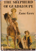 Books:Literature 1900-up, Zane Grey. The Shepherd of Guadaloupe. New York and London:Harper & Brothers Publishers, 1930. First edition. ...