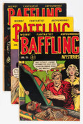 Golden Age (1938-1955):Horror, Baffling Mysteries Group (Ace, 1951-53).... (Total: 8 Comic Books)