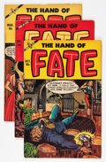 Golden Age (1938-1955):Horror, The Hand of Fate #20-25 Group (Ace, 1953-54).... (Total: 7 ComicBooks)