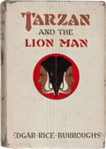 Books:Literature 1900-up, Edgar Rice Burroughs. Tarzan and the Lion Man. Illustratedby J. Allen St. John. Tarzana, California: Edgar Rice Bur...