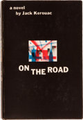 Books:First Editions, Jack Kerouac. On the Road. New York: The Viking Press, 1957.First edition. Octavo. [vi], [1]-310, [4, blank] pages...