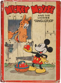 Books:Children's Books, [Walt Disney Studios]. Mickey Mouse and His HorseTanglefoot. Philadelphia: David McKay Company, 1936. Firstedi...