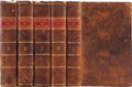 Books:Fine Bindings & Library Sets, David Hume. The History of England, from the Invasion ofJulius Caesar to the Revolution in MDCLXXXVIII. Philade...(Total: 12 Items)