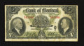 Canadian Currency: , Montreal, PQ- Bank of Montreal $5 Jan. 2, 1935 Ch. # 505-60-02. ...