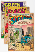Golden Age (1938-1955):Miscellaneous, Comic Books - Assorted Golden and Silver Age Reading Copies Group (Various, 1940s-'60s) Condition: Average FR.... (Total: 31 Items)