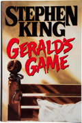 Books:Horror & Supernatural, Stephen King. Gerald's Game. [New York]: Viking, [1992].First edition, first printing. Signed by King on half-t...
