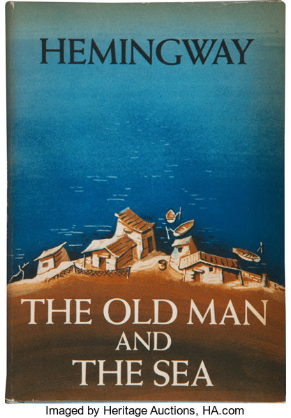 old man and the sea how many pages